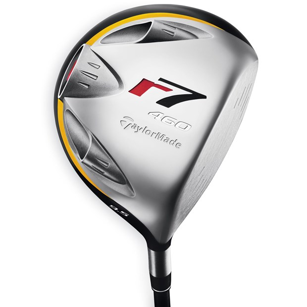 TaylorMade r7 460 Driver Preowned Golf Club