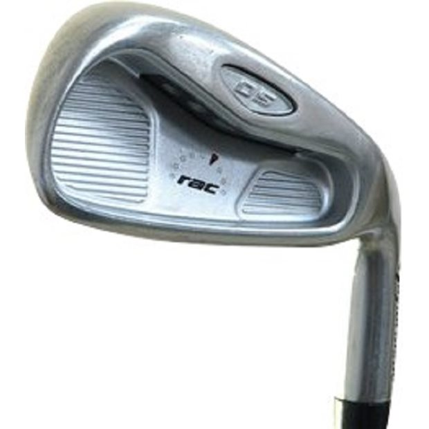 TaylorMade rac OS 2005 Iron Individual Preowned Golf Club