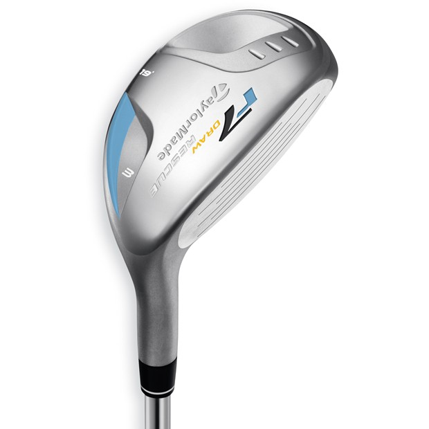 TaylorMade r7 Draw Rescue 3 Hybrid Preowned Golf Club