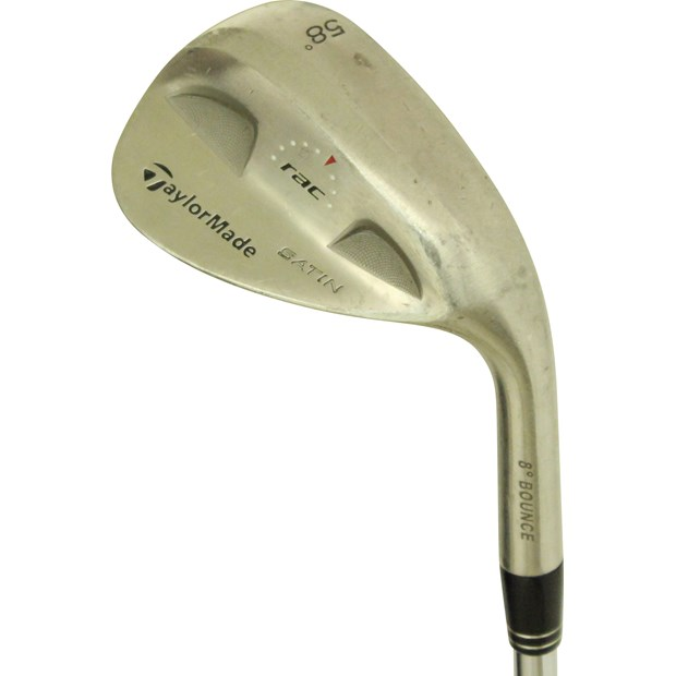 TaylorMade rac Satin TOUR Wedge Preowned Golf Club