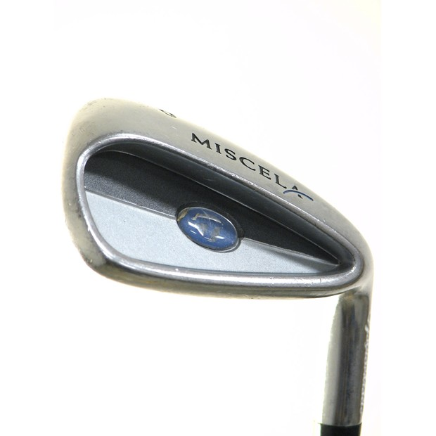 TaylorMade MISCELA Iron Individual Preowned Golf Club