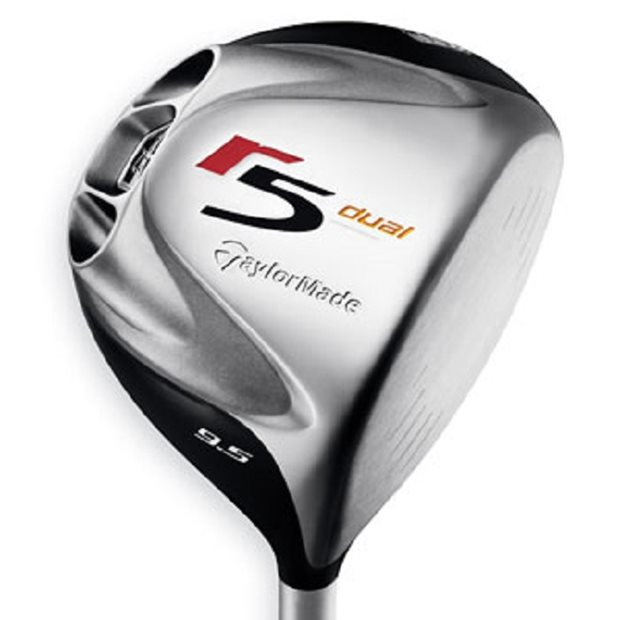 TaylorMade r5 dual TP Type N Driver Preowned Golf Club