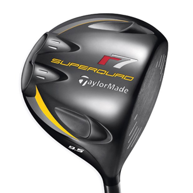 TaylorMade r7 SuperQuad Driver Preowned Golf Club