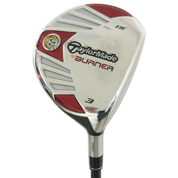 TaylorMade Burner Steel Fairway Wood Preowned Golf Club