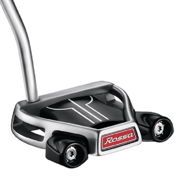 TaylorMade Rossa Monza Itsy Bitsy Spider Double Bend Putter Preowned Golf Club