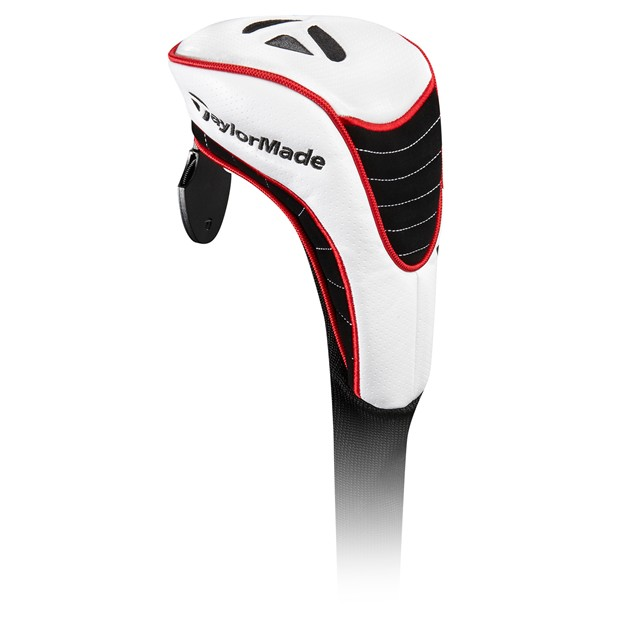 TaylorMade TM White Fairway Wood  Headcover CloseOut Accessory