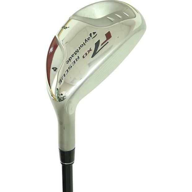 TaylorMade r7 XD Rescue Hybrid Preowned Golf Club