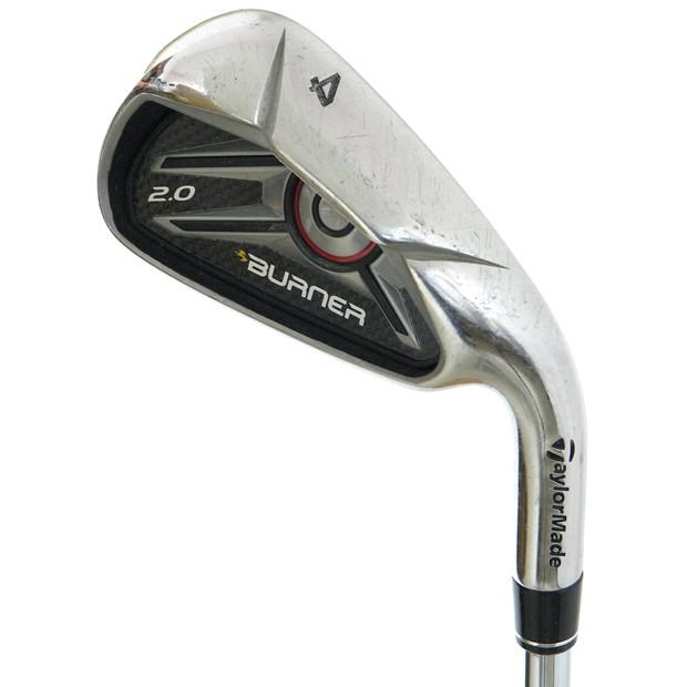 TaylorMade Burner 2.0 HP Iron Individual Preowned Golf Club