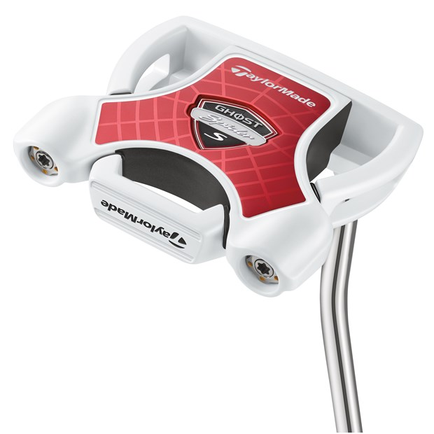 TaylorMade Ghost Spider S Counterbalance Putter Preowned Golf Club