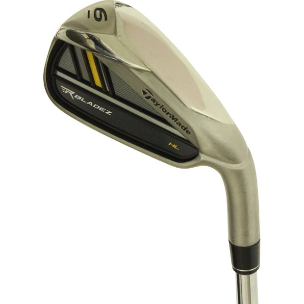 TaylorMade RocketBladez HL Iron Individual Preowned Golf Club