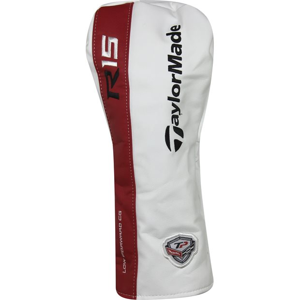 TaylorMade R15 TP Driver Headcover Preowned Accessory