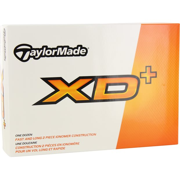 TaylorMade XD+ Golf Ball CloseOut