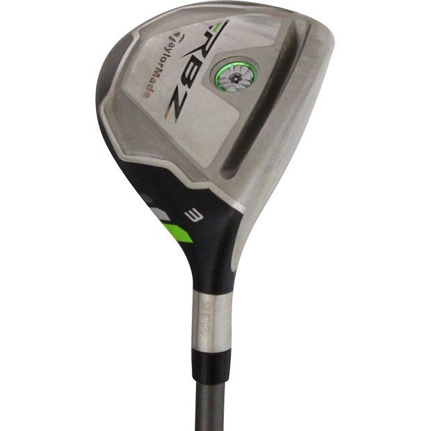 TaylorMade RocketBallz Black Rescue Hybrid Preowned Golf Club