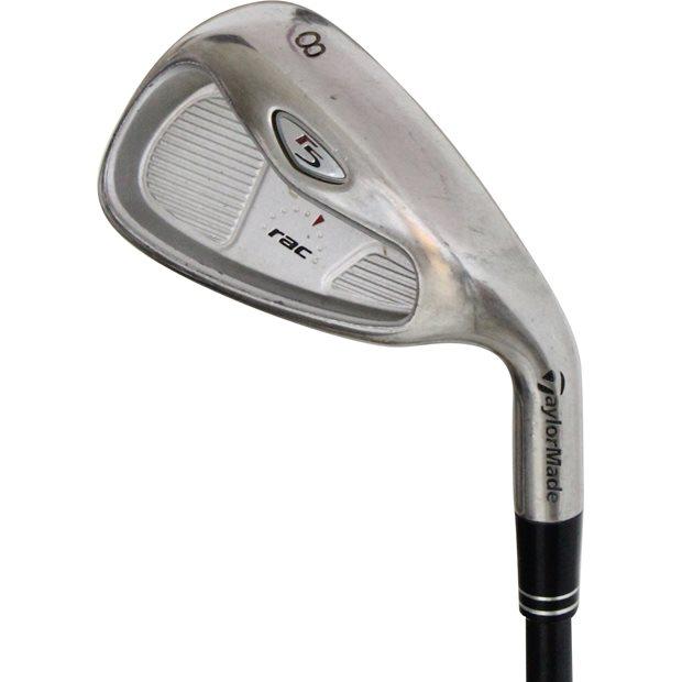 TaylorMade rac R5 Iron Individual Preowned Golf Club