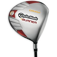 TaylorMade Burner Draw Driver Preowned Golf Club