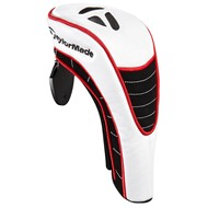 TaylorMade TM White Rescue  Headcover Preowned Accessory