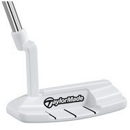 TaylorMade White Smoke IN-12 Putter Preowned Golf Club