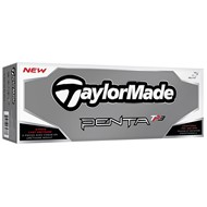 TaylorMade Penta TP 3 Golf Ball CloseOut