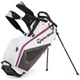 TaylorMade Pure-Lite 2014 White/Black/Purple Stand Golf Bags